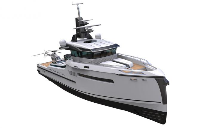 Aresa T3000 Yacht support